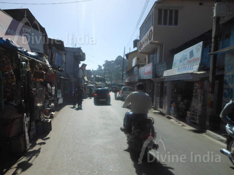 Sadar Bazar Market - Ranikhet