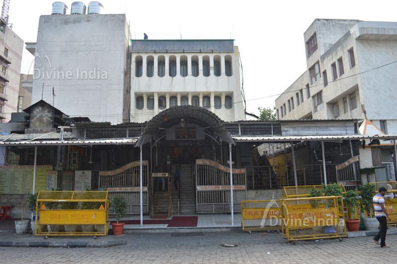 Sai Baba Temple Lodhi Road