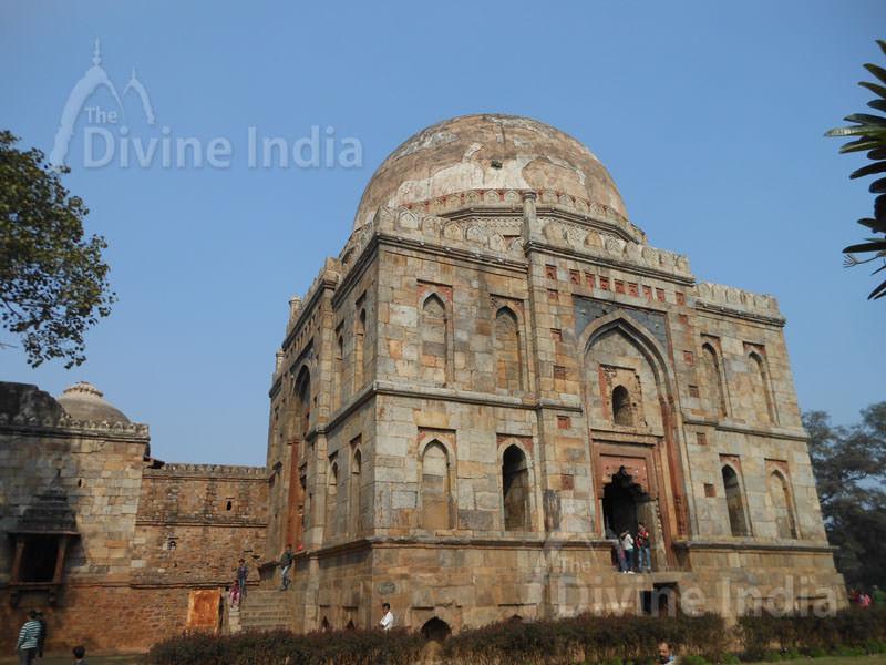 Other View Sheesh Gumbad, Lodi Gardens, New Delhi