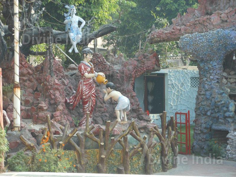 Shiv Mandir Gufawala-preet vihar