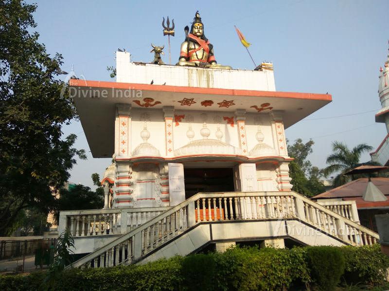 Shiva Darbar Mandir at Shiva Shakti Temple
