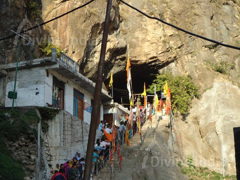 Shiv Khori Cave