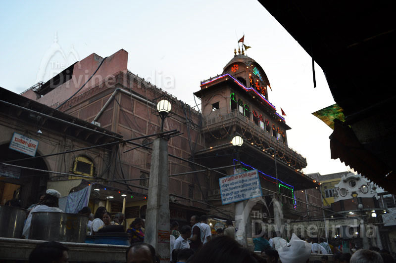 Shri Bankey Bihari Temple - Vrindavan