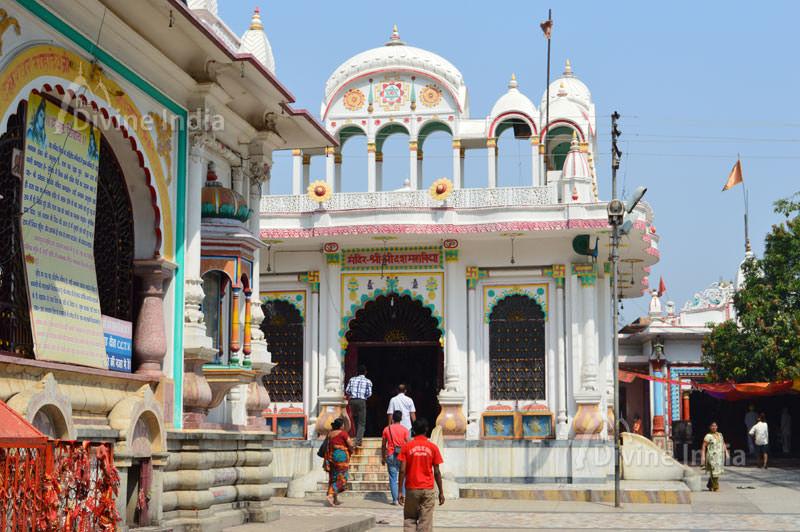 Sri Sri Daksha Mahavidya Temple at Daksheswara Mahadev Temple