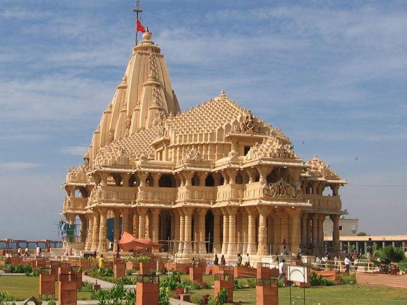 Beautiful Somnath Temple