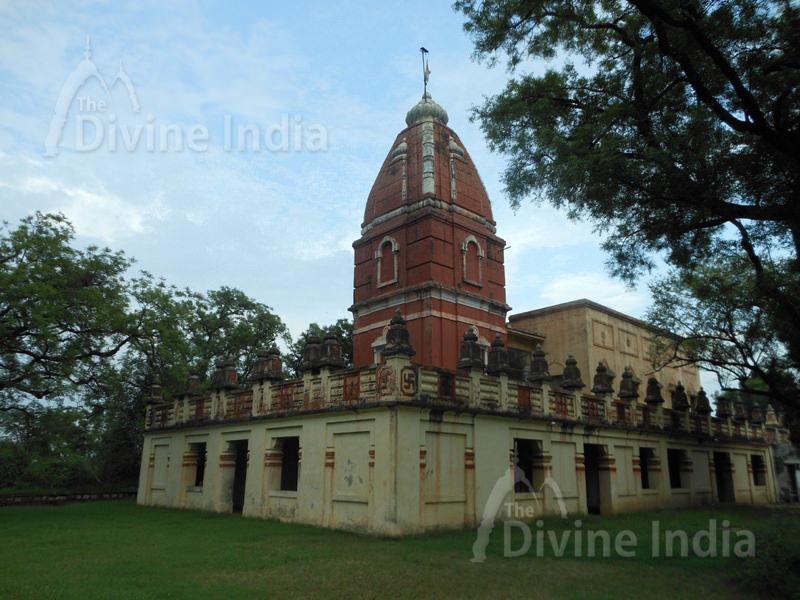 Shri Shouripur Digambar Jain Temple