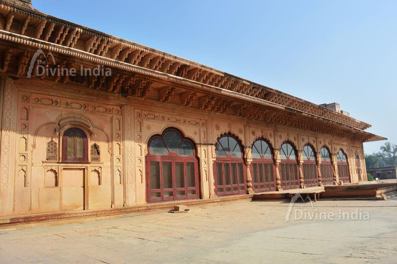 Nand Bhawan at Deeg Palace