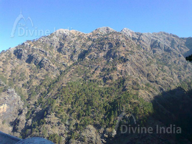Tirkuta Hills View