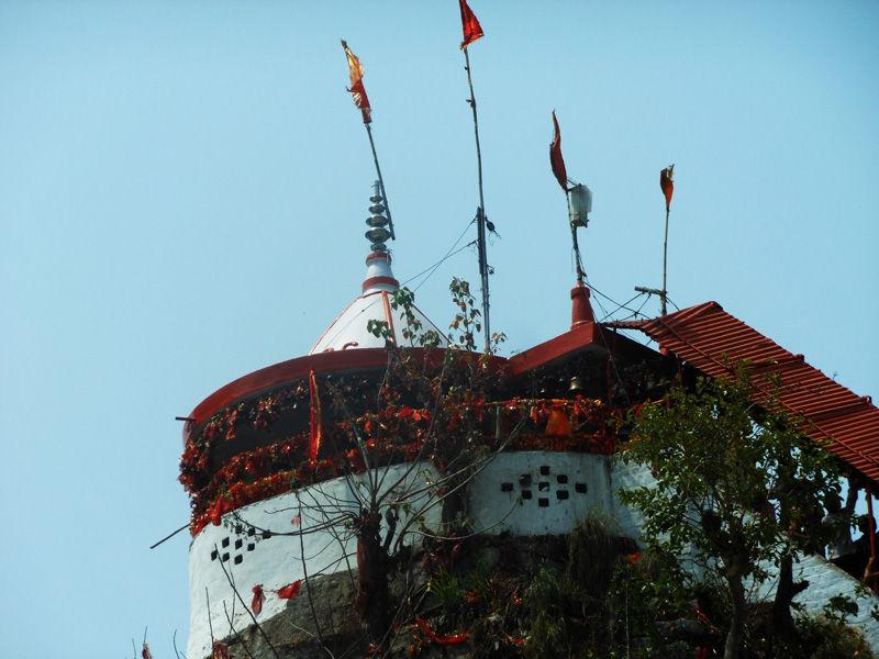 Top Up of Girija Devi Temple