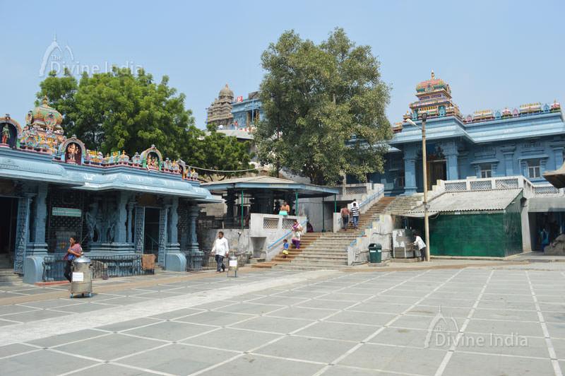 Uttara Swamimalai temple
