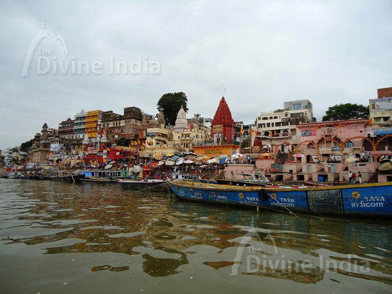 Other View Ganga Ghats in Varanasi