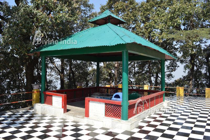 Yag Shala of the dunagiri temple