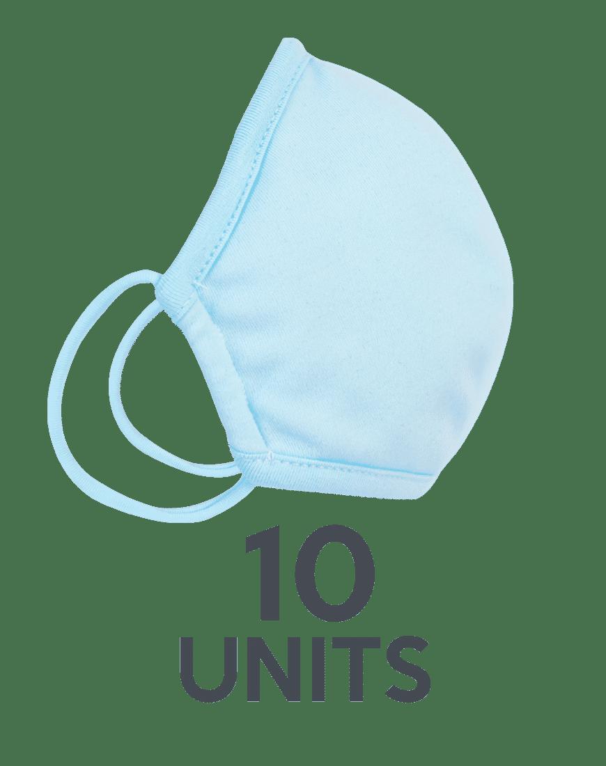 10 units remask pack