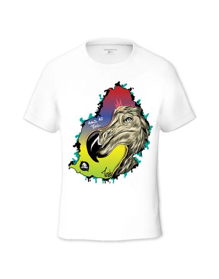 Larnwar Tween's T-shirt - Design by Tical Negus
