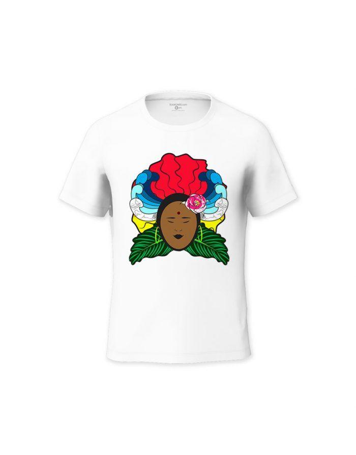 La Morisienne Kids T-shirt - Design by Sevrine Robinson