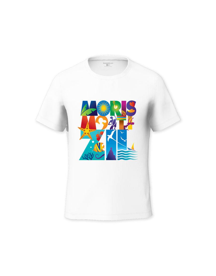 Yeskrishen Kid's T-shirt - Design by Krishen