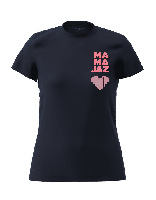 Teamonite ladies t-shirt Mama Jaz