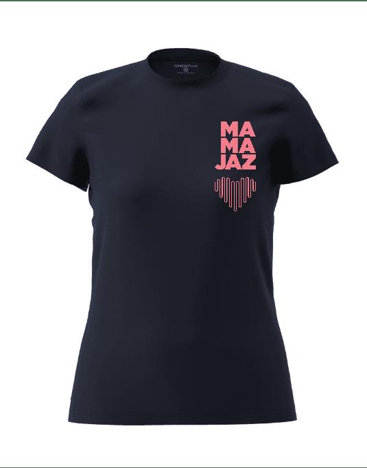 Teamonite ladies t-shirt Mama Jaz