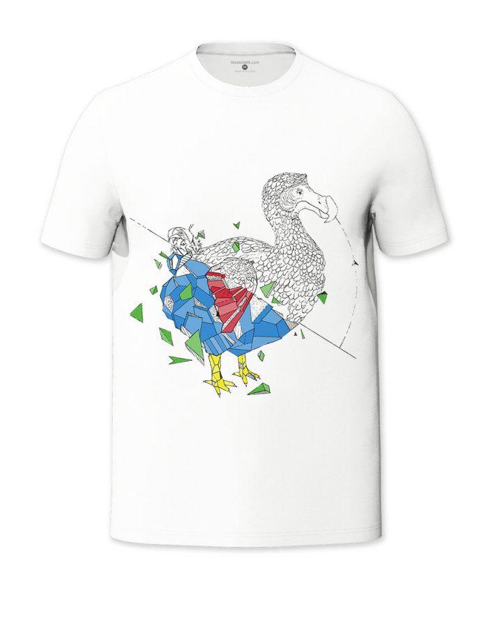 Dodo 2.0 Classic T-Shirt - Design by Keshant Persand