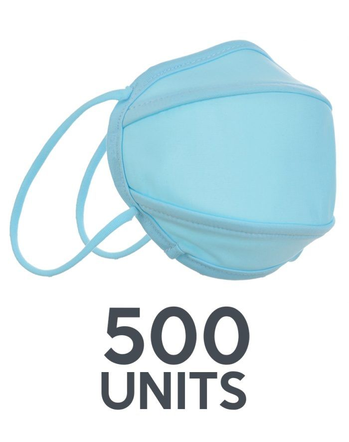 500 units remask air