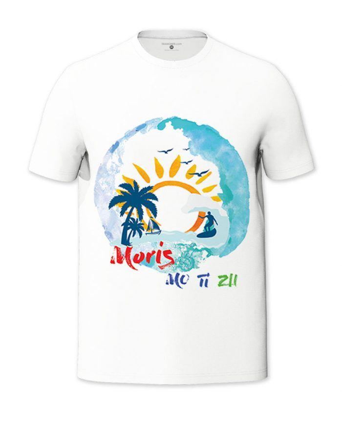 Mau Classic t-shirt - Designed by Ryan Koo