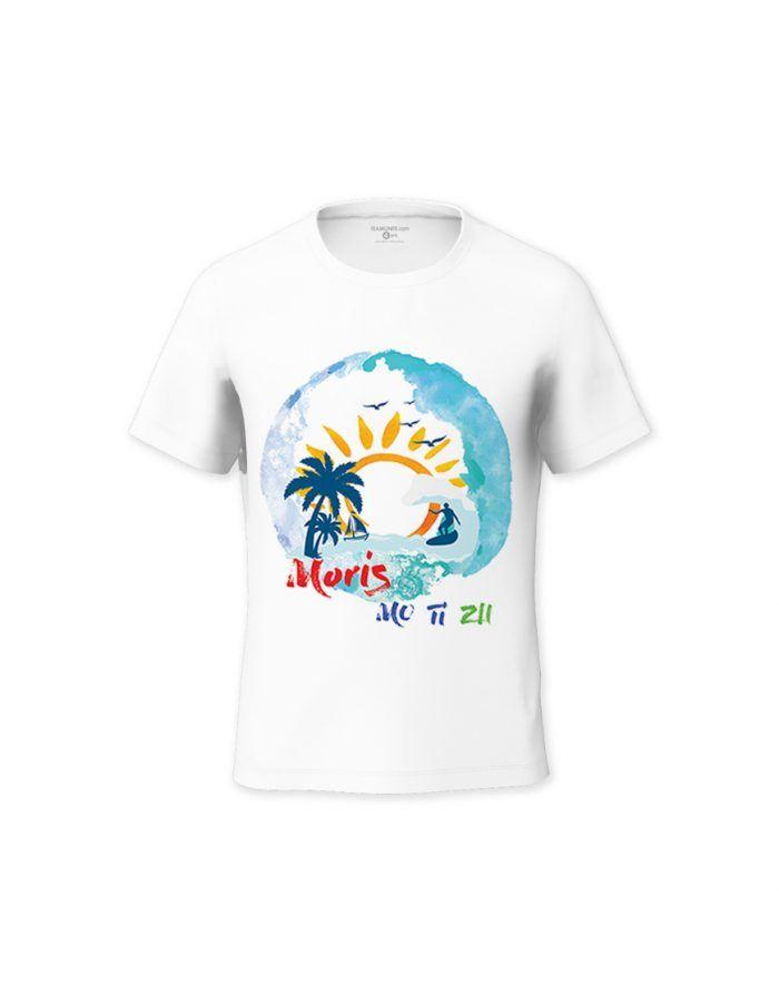Mau kids t-shirt - Designed by Ryan Koo