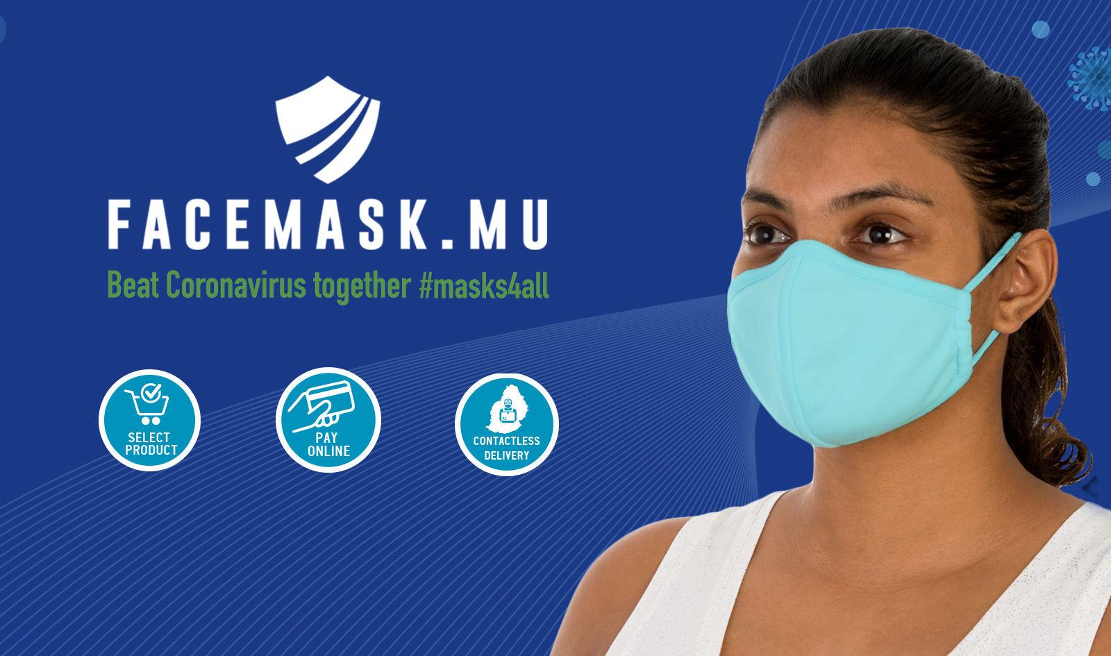 Facemask.mu Banner