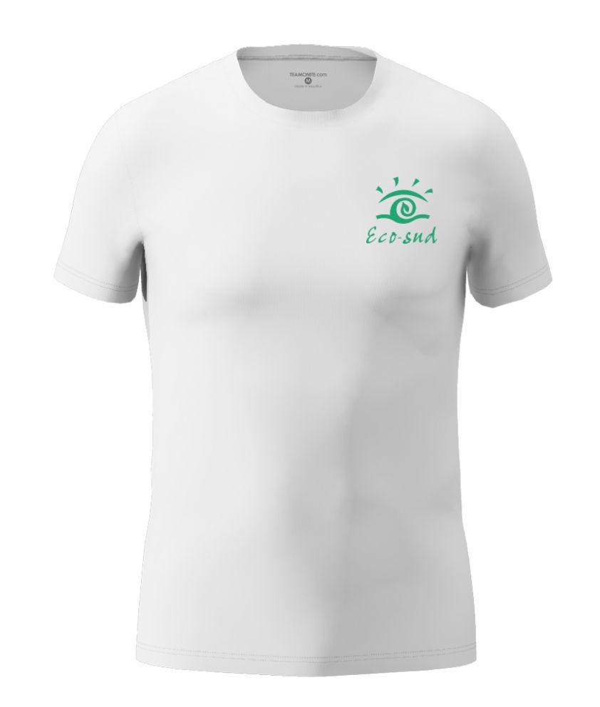 Ecosud Men's Green Logo T-Shirt