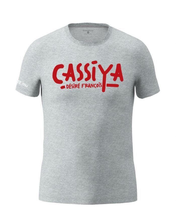 Cassiya red edition t-shirt