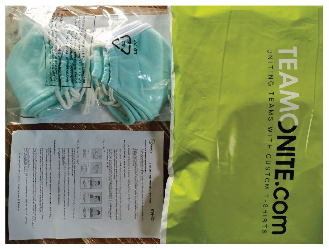 Face Mask Delivery Pack