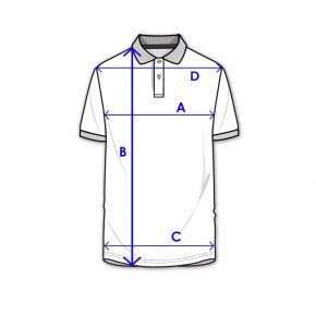 kids polo size guide
