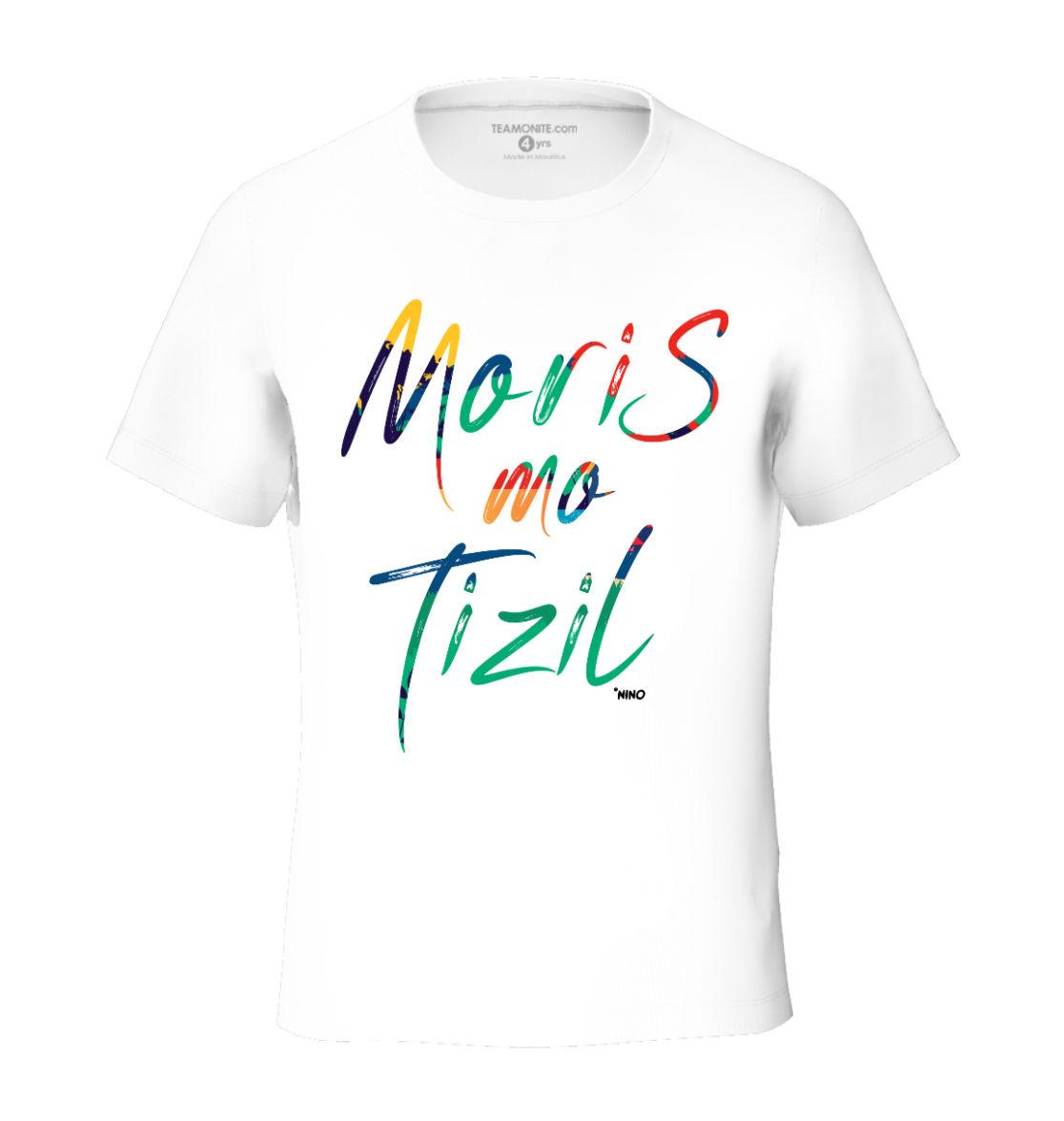 Kids and Tweens Moris Mo Tizil T-Shirt