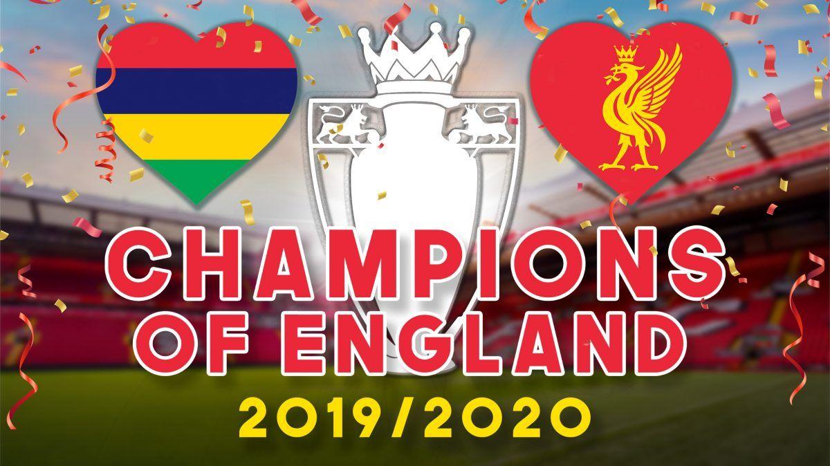 liverpool champion banner