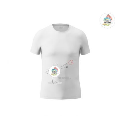 Made in Moris Gate Dou Men's T-Shirt