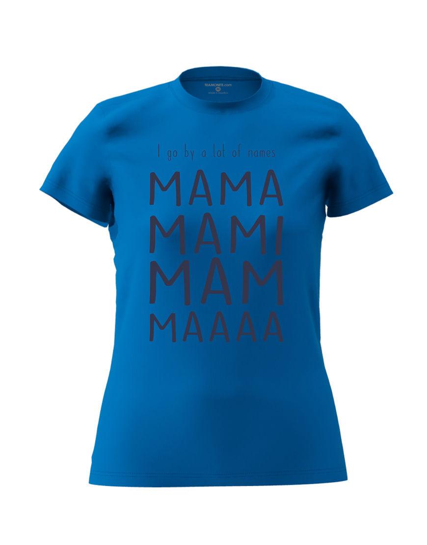 mama nicknames blue