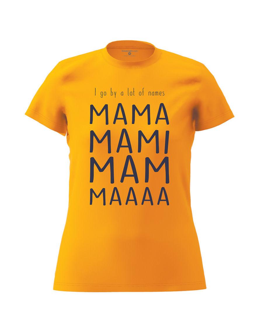 mama nicknames orange
