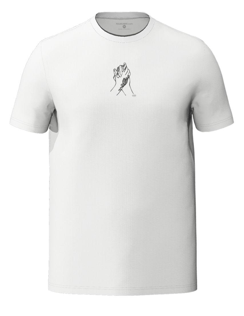 Solidarite t-shirt by Melissa Deweer