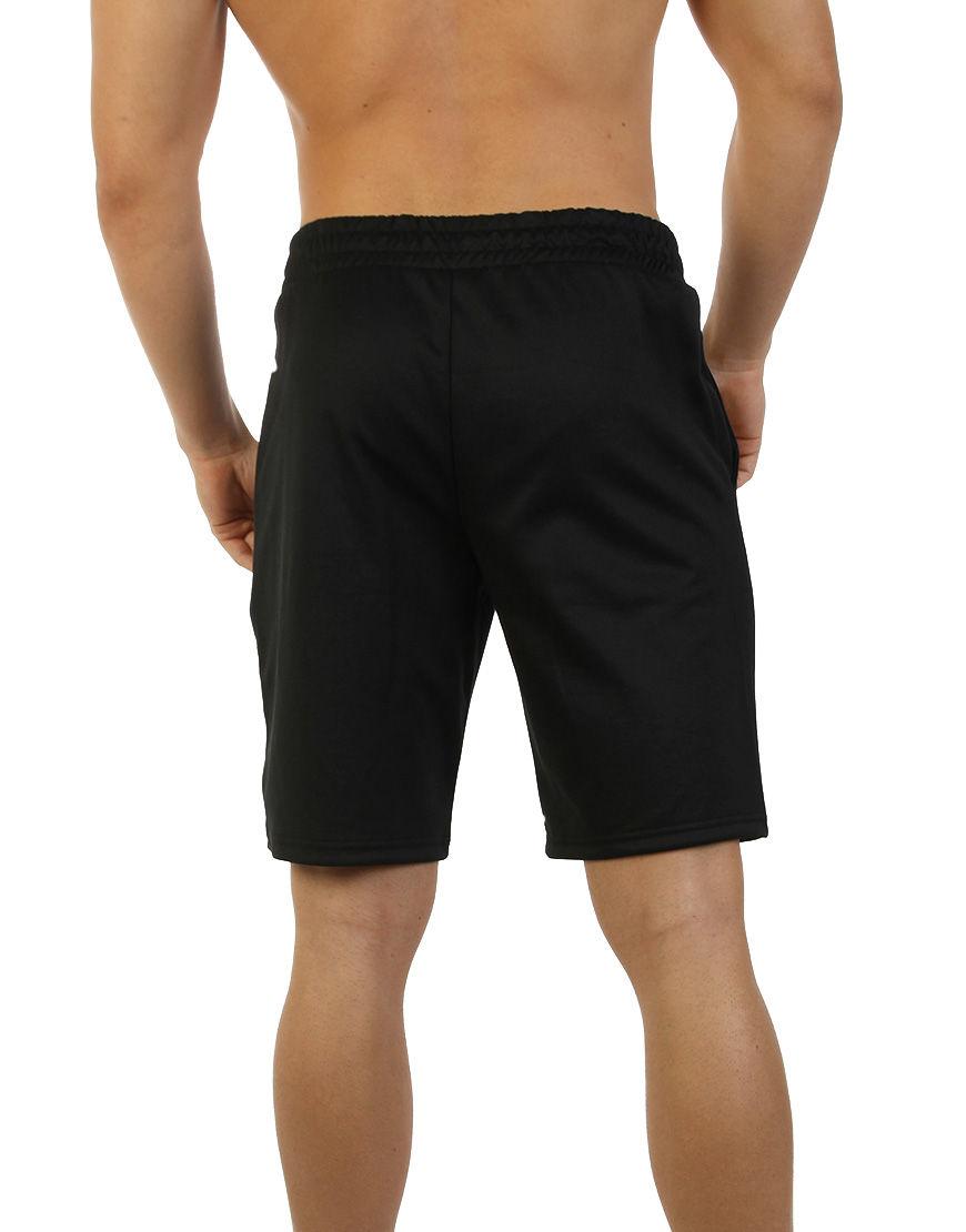 mens casual short back
