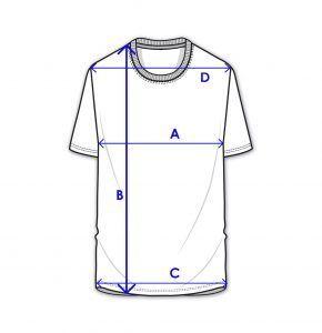 mens long durability t shirt