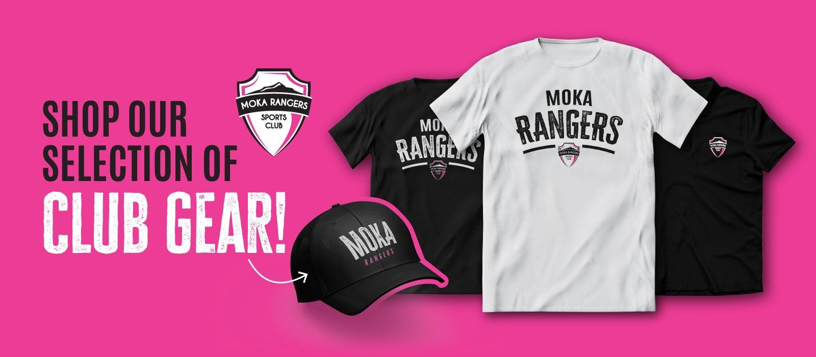 Moka Trail Rangers collection