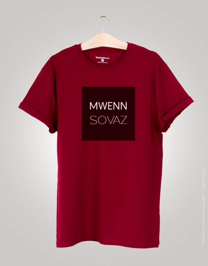 Mwenn Sovaz T-Shirt by John Ducon