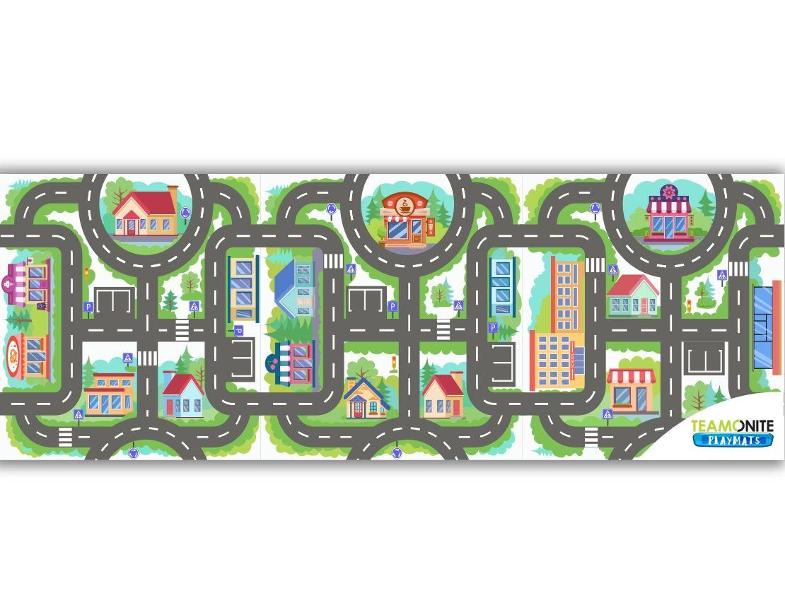 My little town playmat