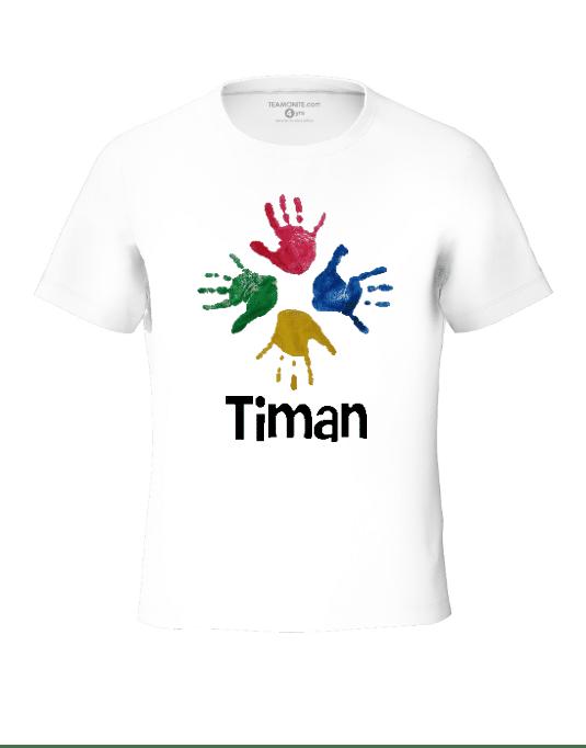 Timan Unisex Tweens T-Shirt