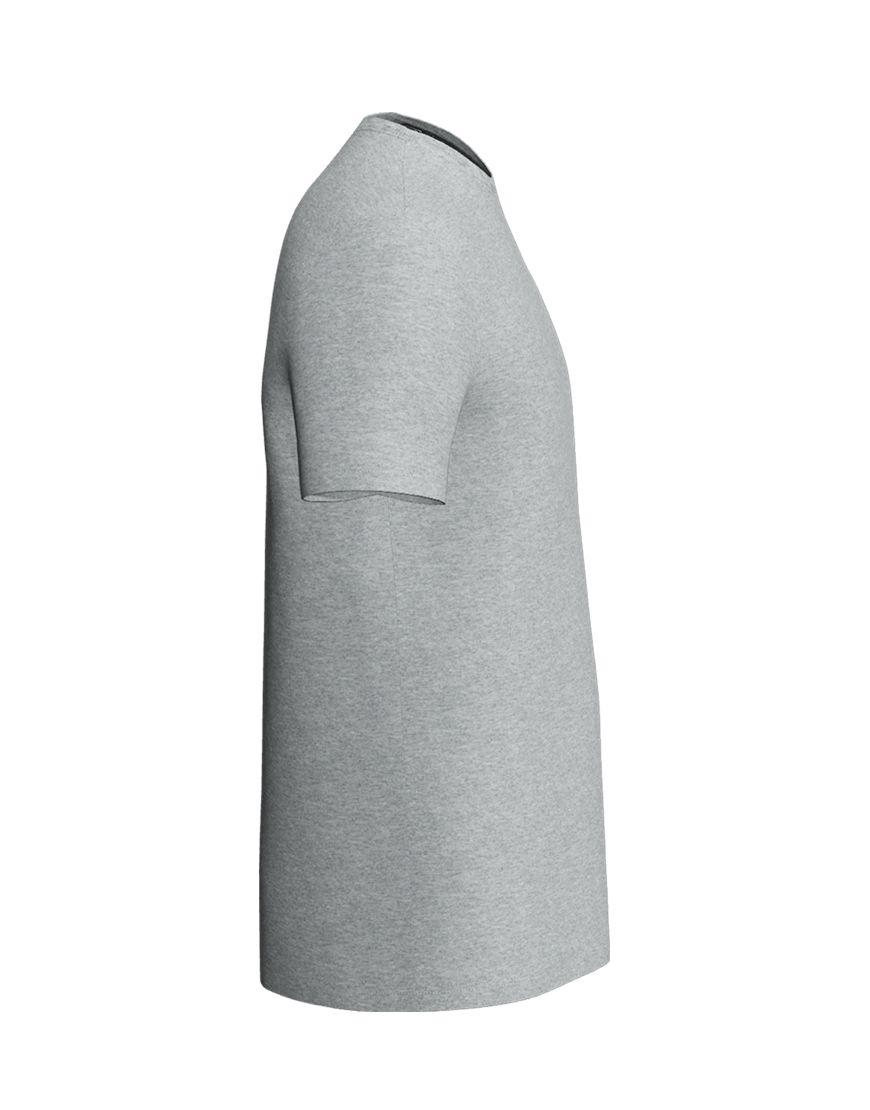 unisex classic t shirt 3d grey right