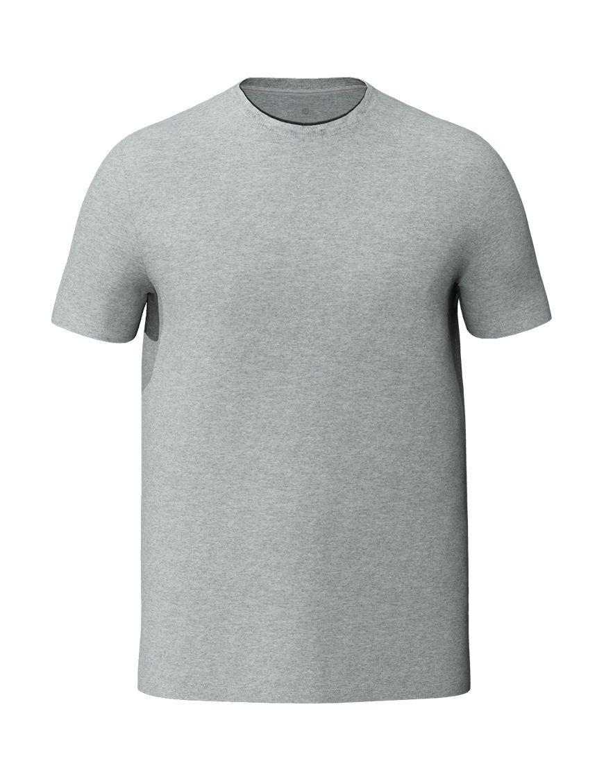 unisex classic t shirt 3d grey