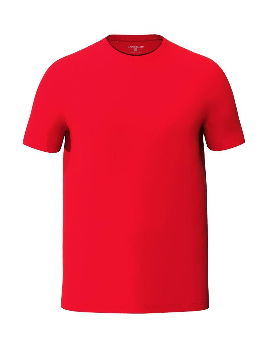 unisex classic t shirt 3d red