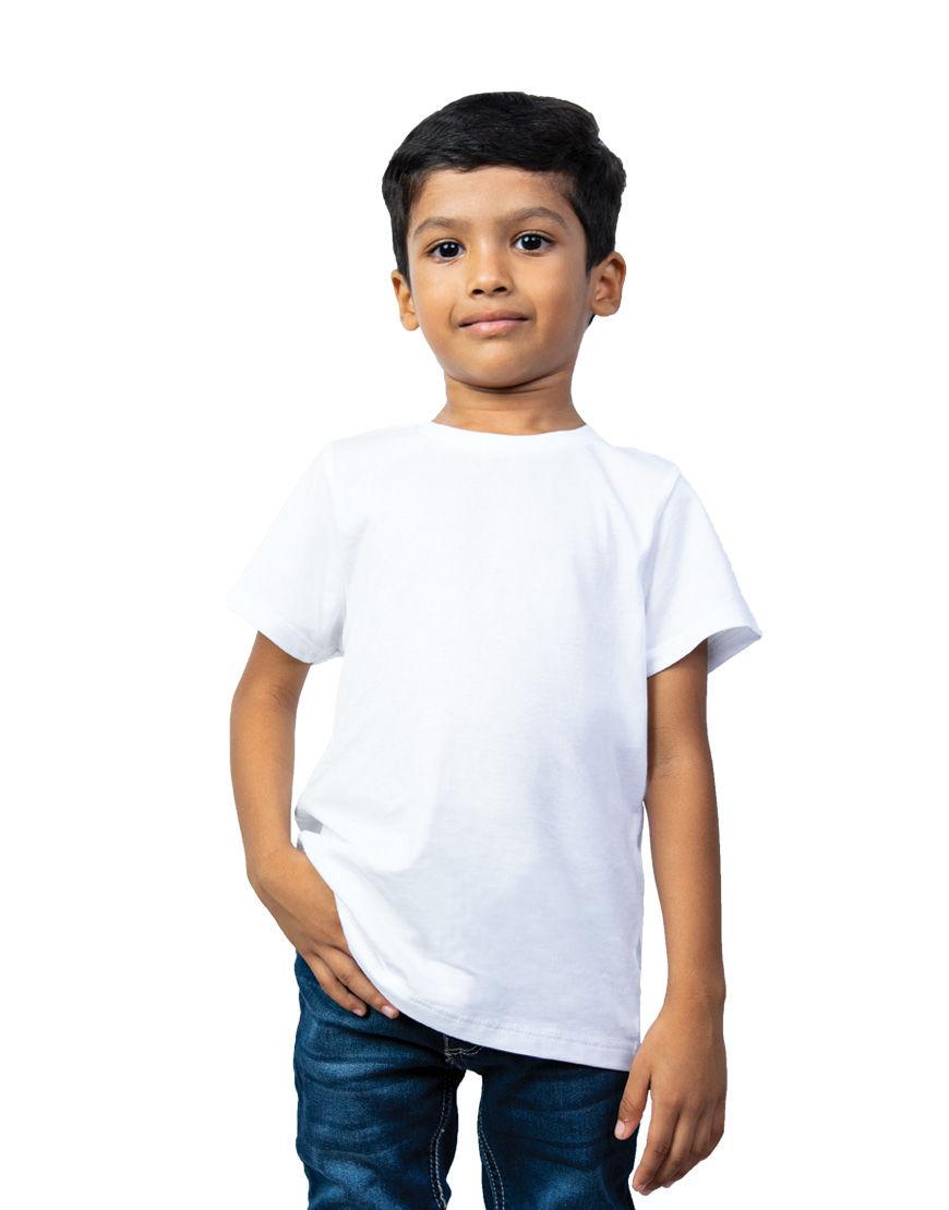 unisex kids t shirt boy front