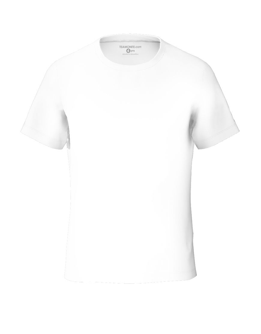 unisex kids t shirt