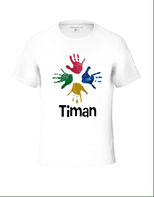 Timan Unisex Kids T-Shirt