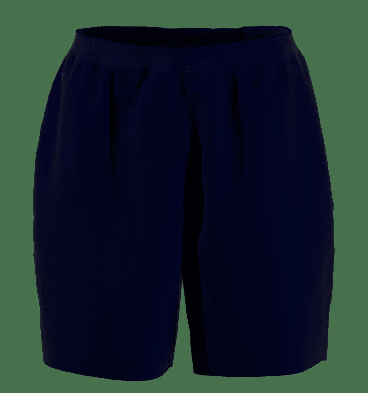 unisex sport shorts men 3d navy